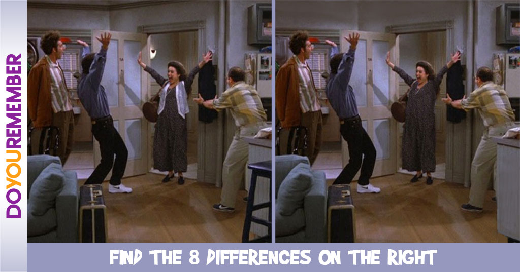 MisMatch 36 – The Crew from Seinfeld