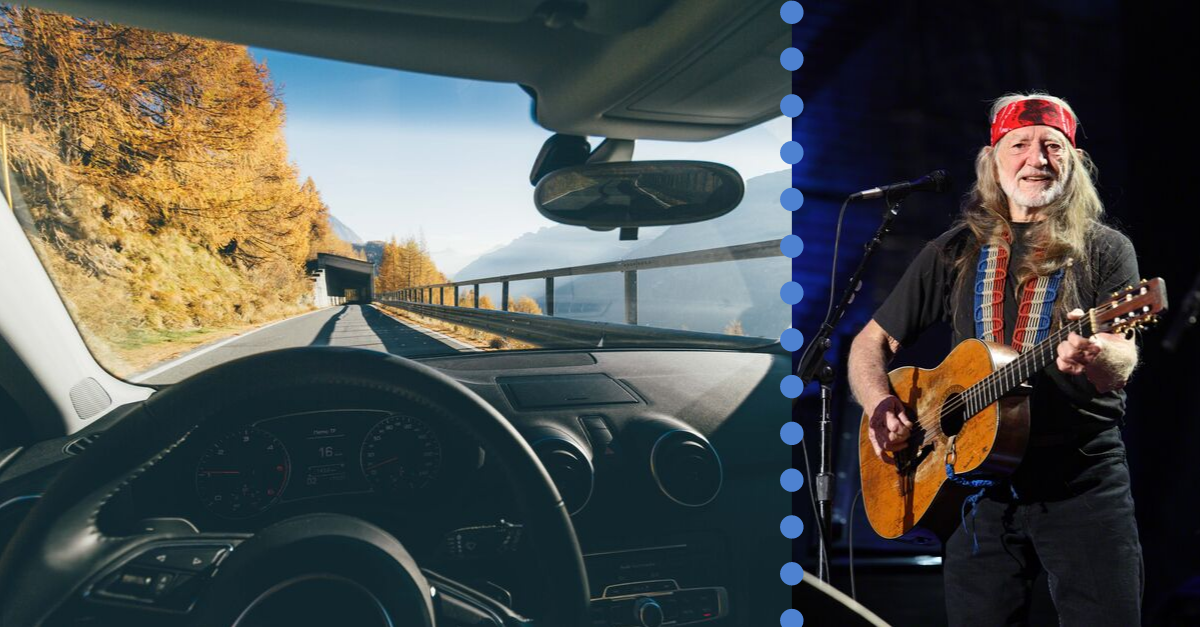 50 songs for a perfect road trip.