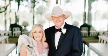 Country Singer Alan Jackson Shows Off 41 Years Of Marriage With Wife, Denise