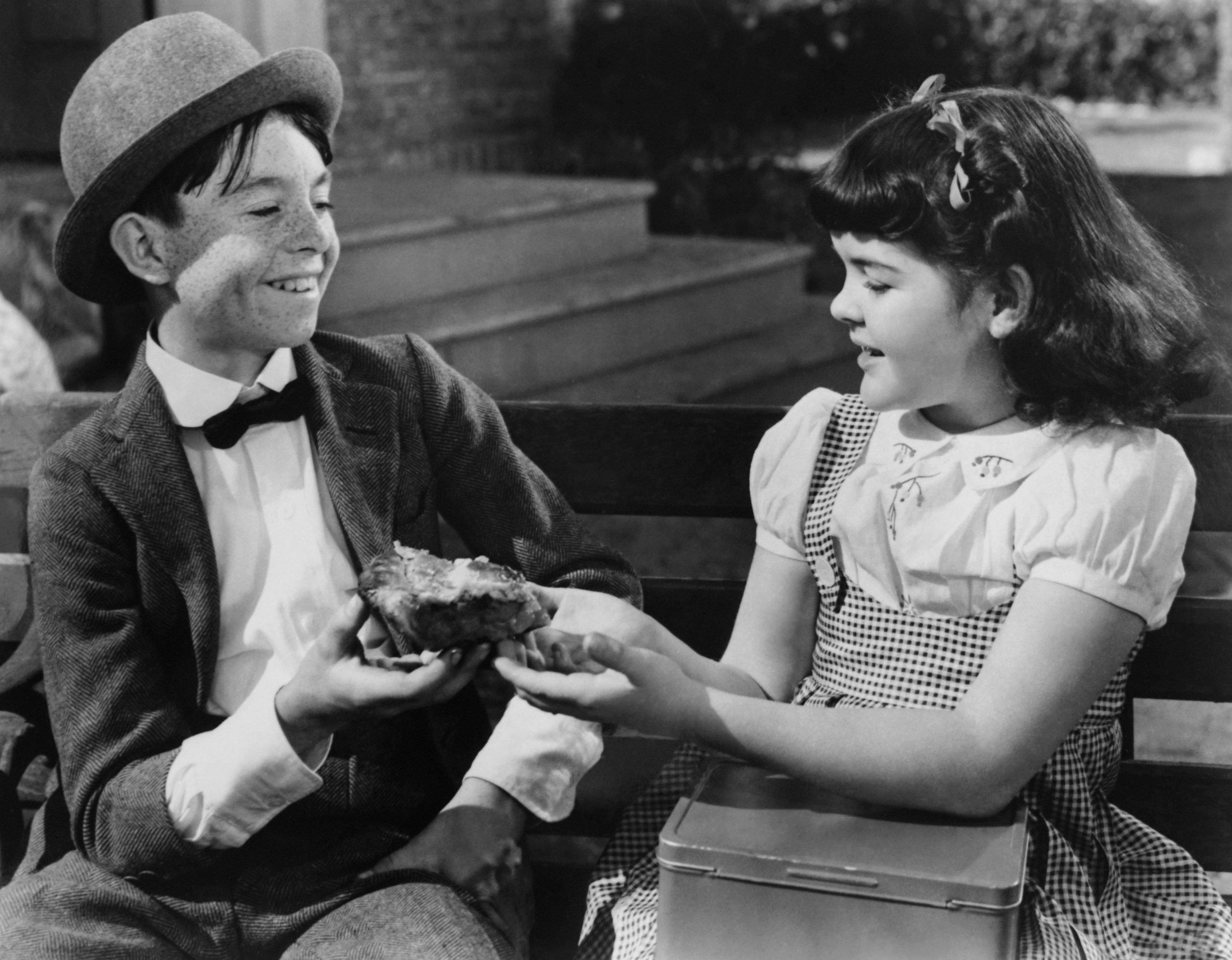 little-rascals-darla-and-alfalfa