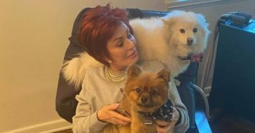 Sharon Osbourne tests positive for the coronavirus